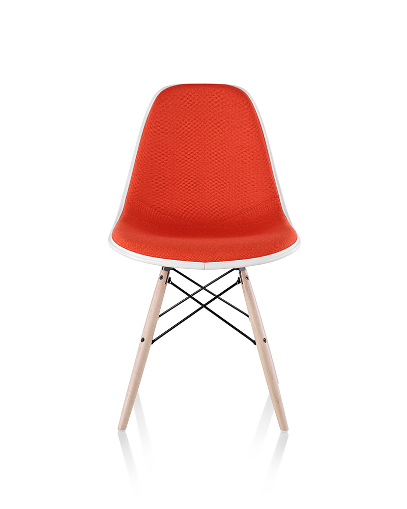 Eames Molded Plastic Side Chair and Hang-it-All - Item6