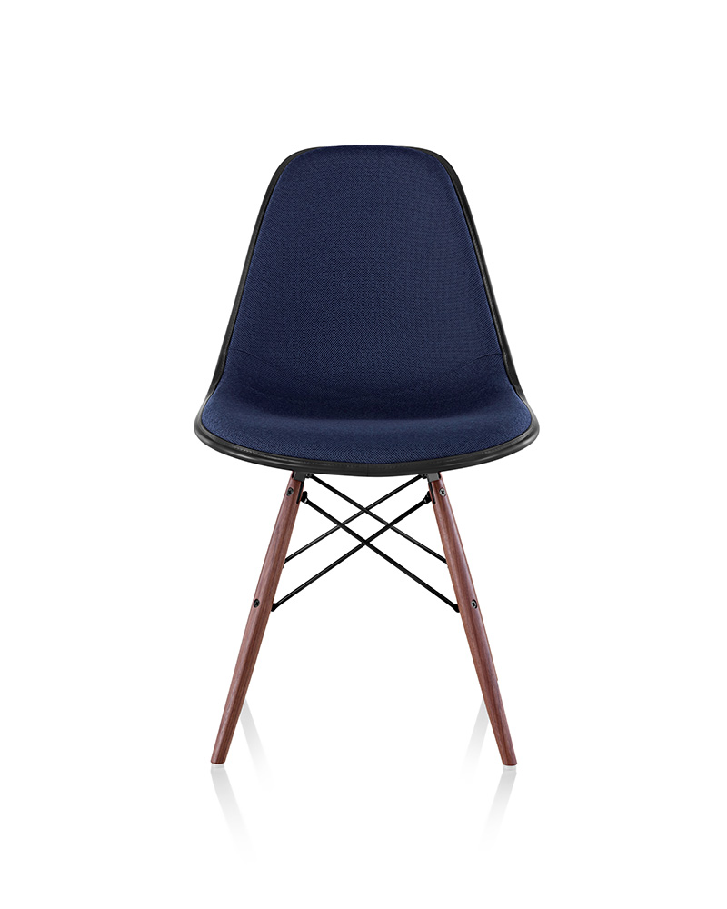 Eames Molded Plastic Side Chair and Hang-it-All - Item7