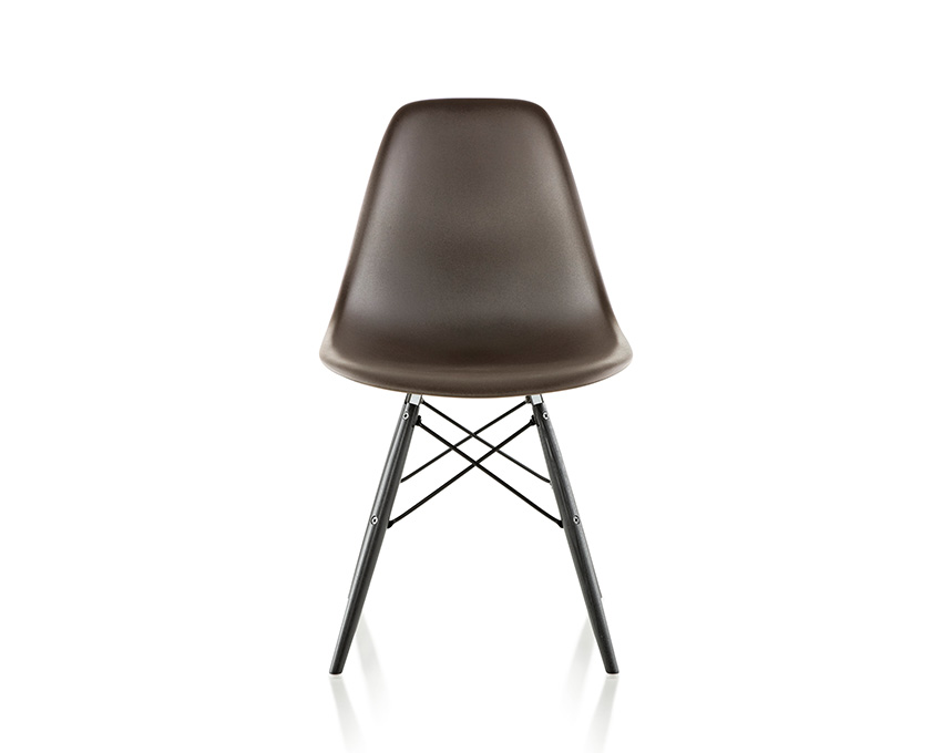 Eames Molded Plastic Side Chair and Hang-it-All - Item10