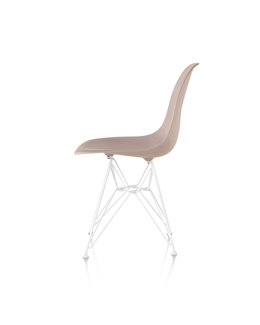 Eames Molded Plastic Side Chair and Hang-it-All - Item13