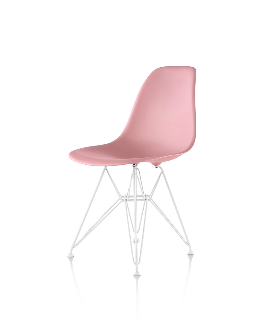 Eames Molded Plastic Side Chair and Hang-it-All - Item14