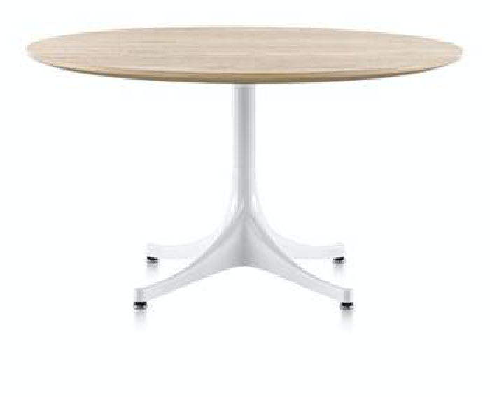 Nelson Pedestal Table - Item1