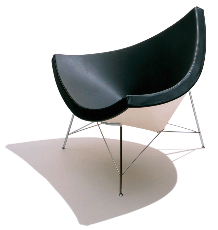 Nelson Coconut Lounge Chair - Item4