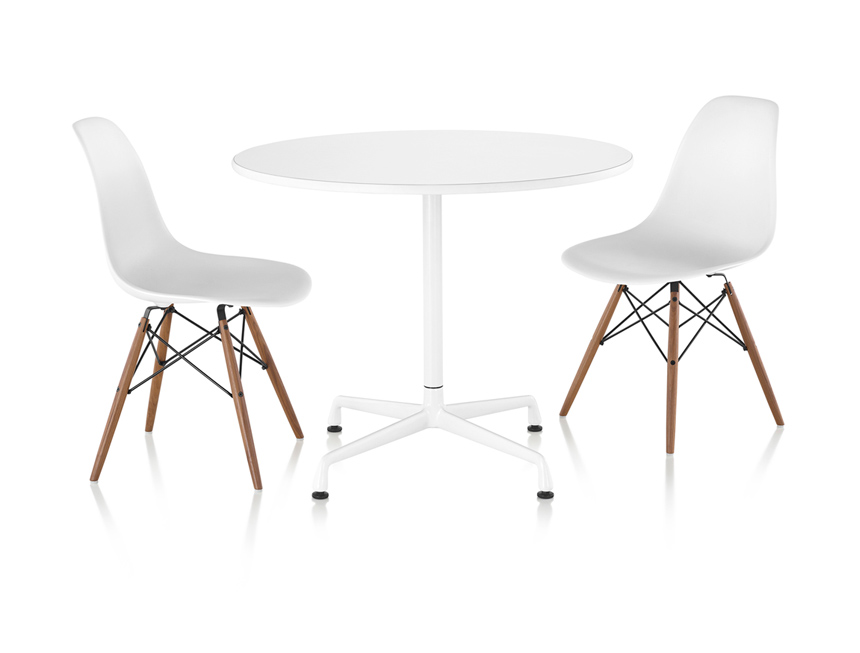 Eames Table Universal Base Round - Item1