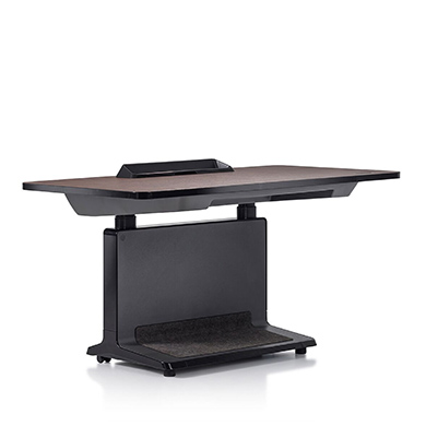 T2 Rectangular Electric sit to stand