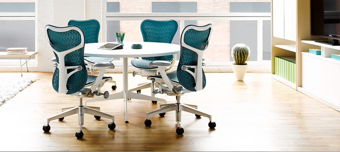 Ergonomic Work Chairs