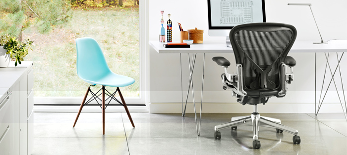 The Iconic Aeron Chair
