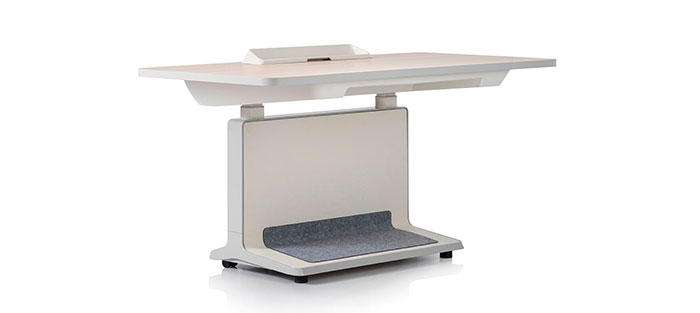 "The Innovative Office Desk ""T2"""