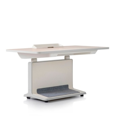 T2 Rectangular - Electric Height Adjustable Desk