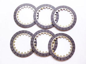PW80 CLUTCH PLATES KIT