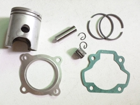 PW80 PISTON RINGS GASKETS KIT