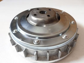 GRIZZLY 700 4X4 PRIMARY CLUTCH SHEAVE
