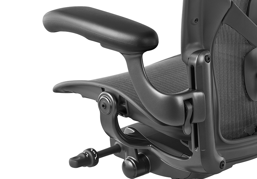 Aeron Chair - Graphite C size - Item12