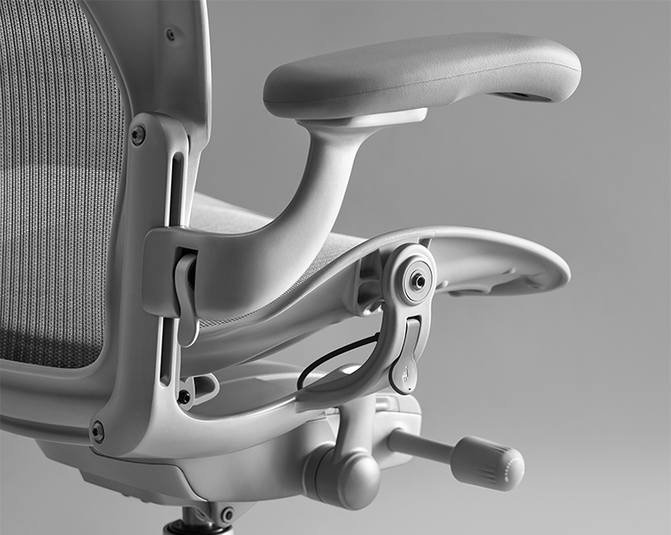 Aeron Chair - Graphite C size - Item13