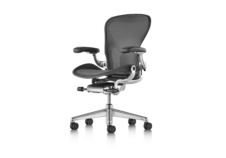 Aeron Chair - Carbon A size - Item6