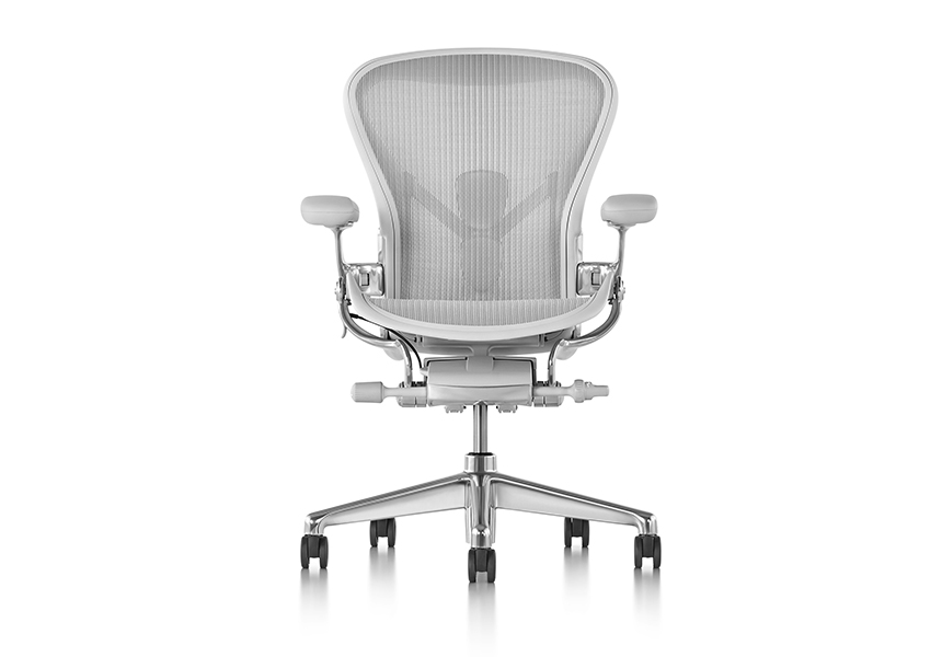 Aeron Chair - Mineral C size - Item8