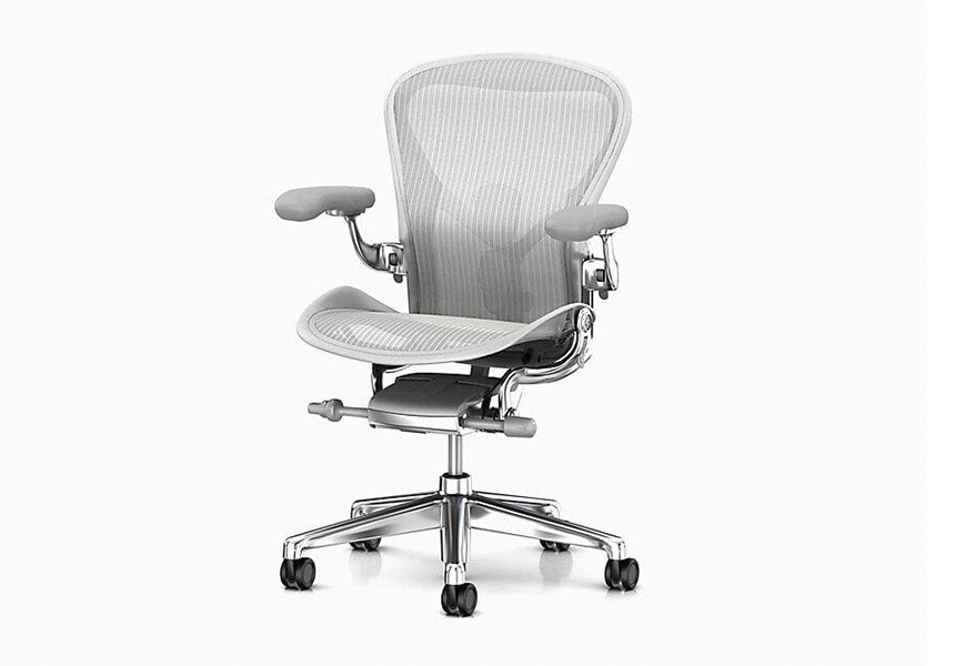 Aeron Chair - Mineral C size - Item9