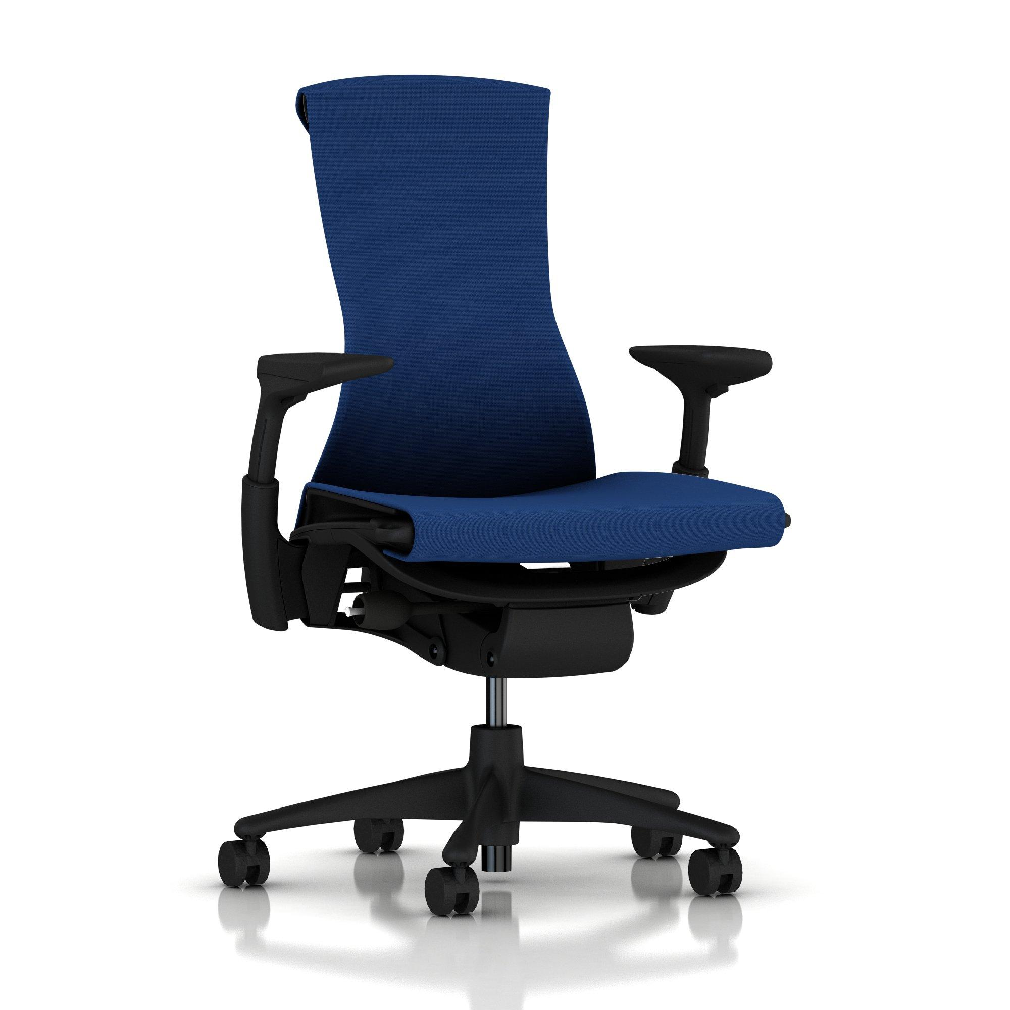 NEW - Embody Chair (Berry Blue Rhythm)