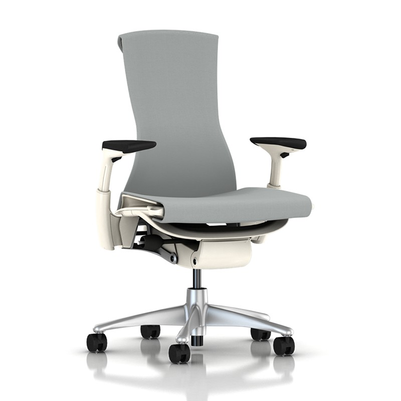 NEW - New Fabric - Embody Chair (Dark Mineral Sync)