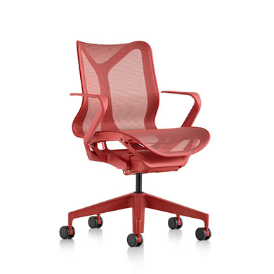 Low-Back Cosm Chair
