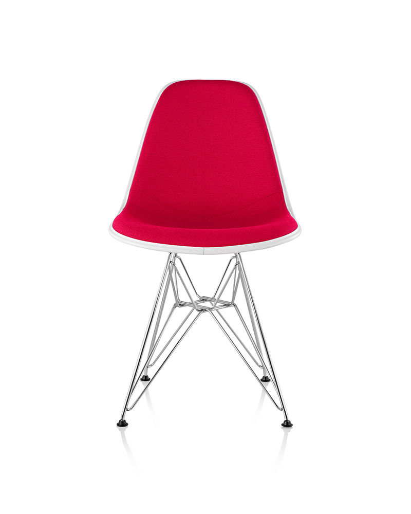 Eames Molded Plastic Side Chair - Item9