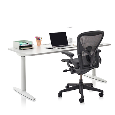 Atlas Height-Adjustable Desk - Item2