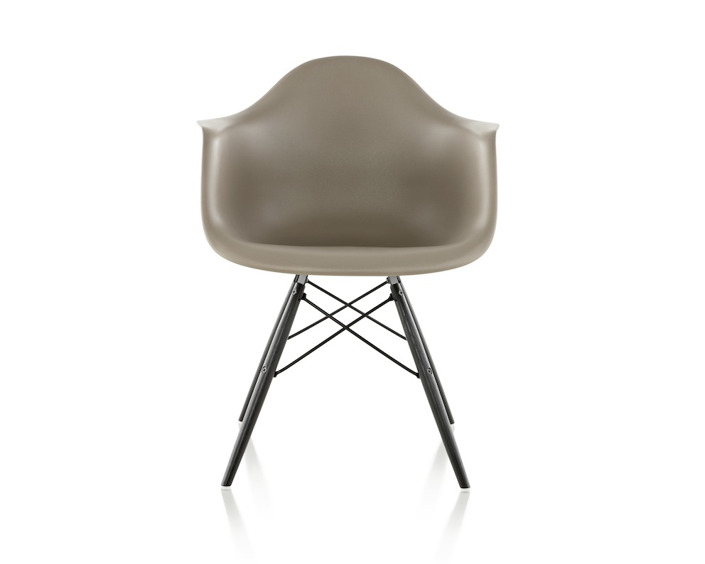 Eames Molded Plastic Armchair Wire Base - Item2
