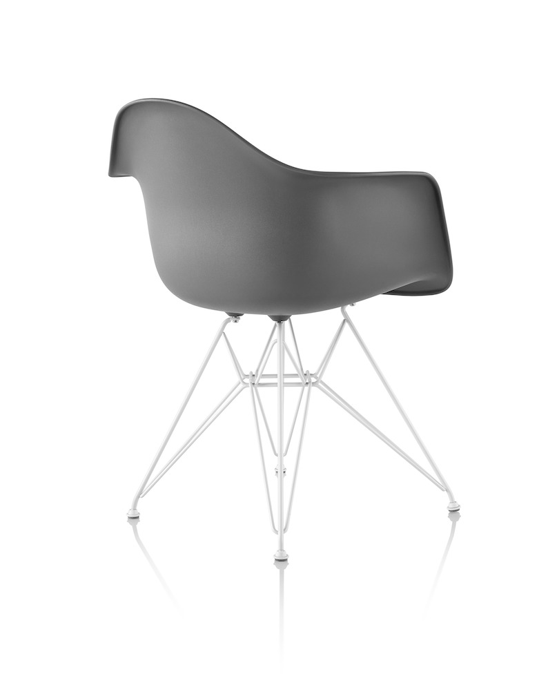 Eames Molded Plastic Armchair Wire Base - Item4