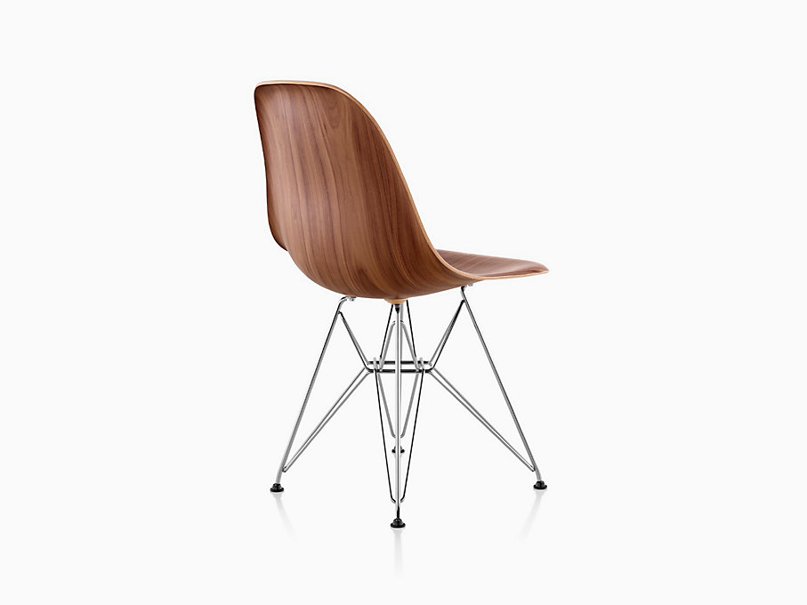Eames Molded Wood Side Chair Wire Base - Item2