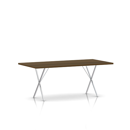 Nelson X-Leg Dining Table