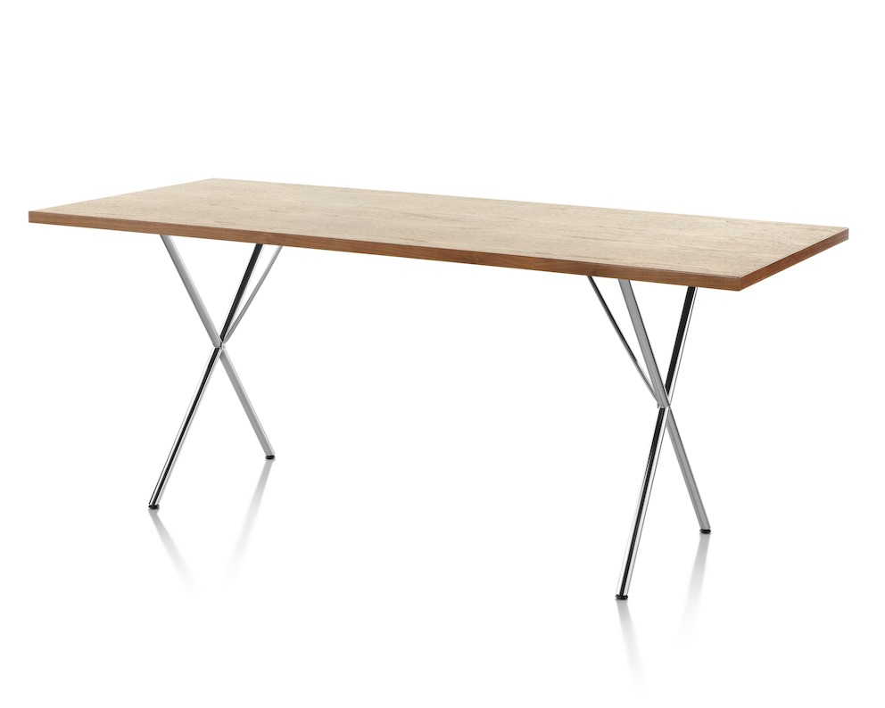 Nelson X-Leg Dining Table - Item7