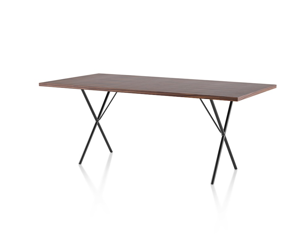 Nelson X-Leg Dining Table - Item5