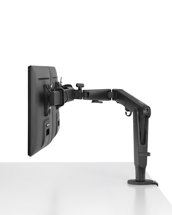 Ollin Monitor arm, Black