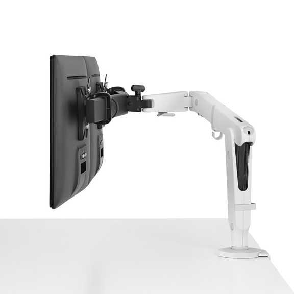 Ollin Monitor arm, White