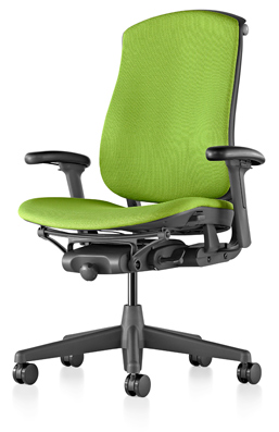 Green Celle Chair