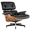 Eames Lounge Chair Leather Options