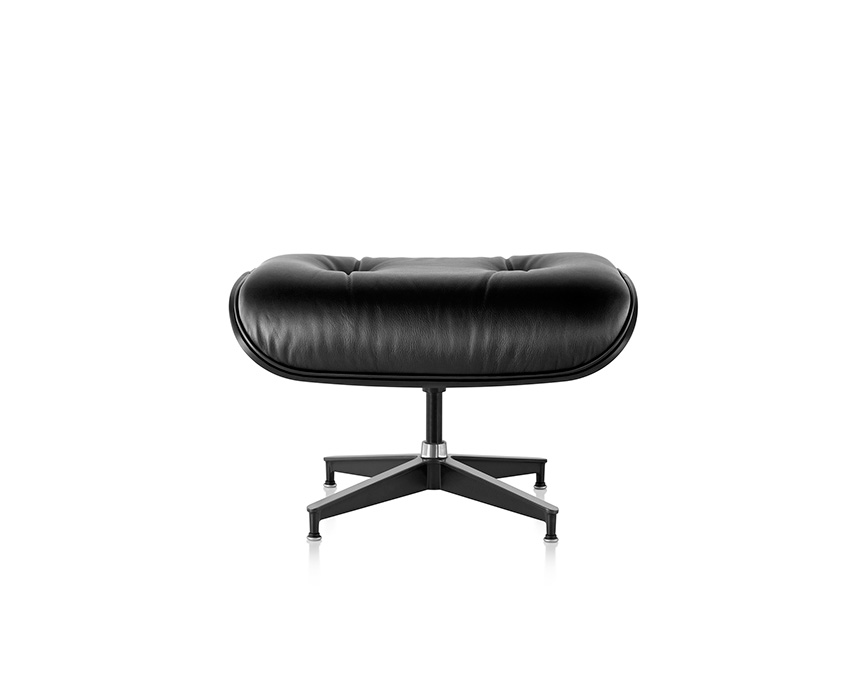 Eames Lounge Chair and Ottoman, Ebony - Item10