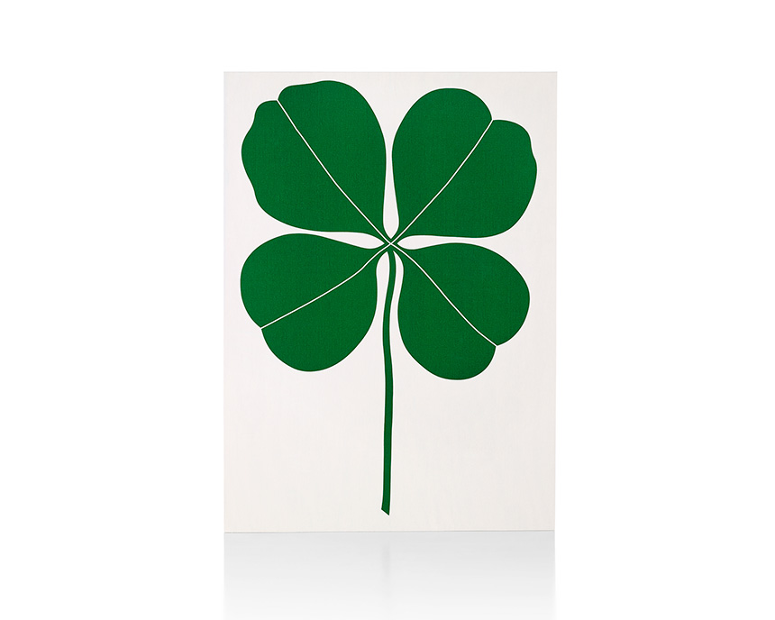 Four Leaf Clover Girard Environmental Enrichment Panel - Item1