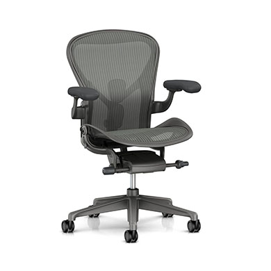 Aeron Chair - Carbon B size