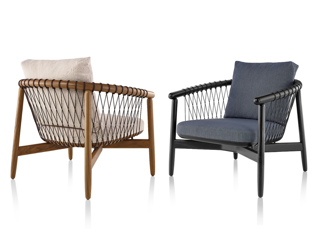 Crosshatch Chaire
