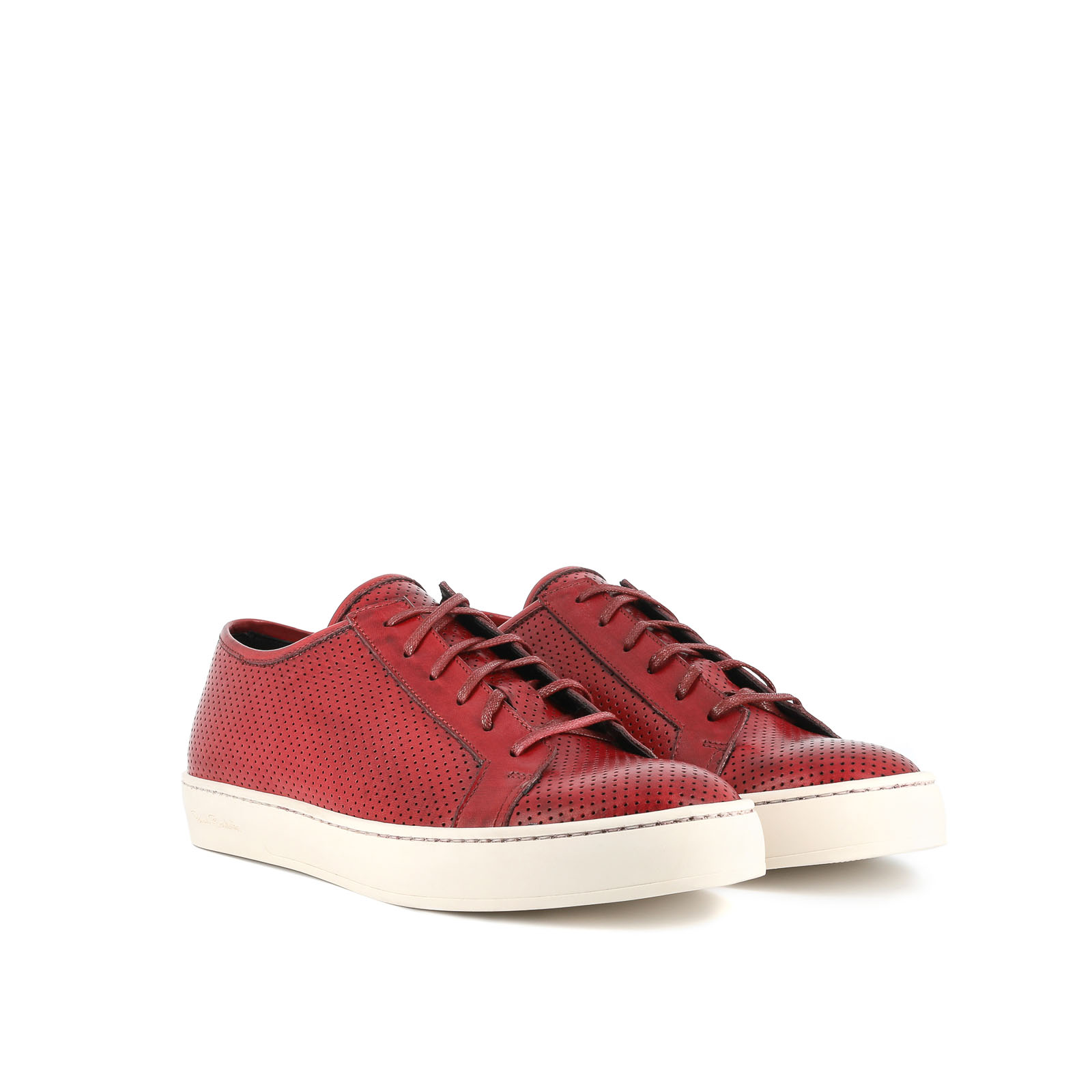 Lux Sneakers Red