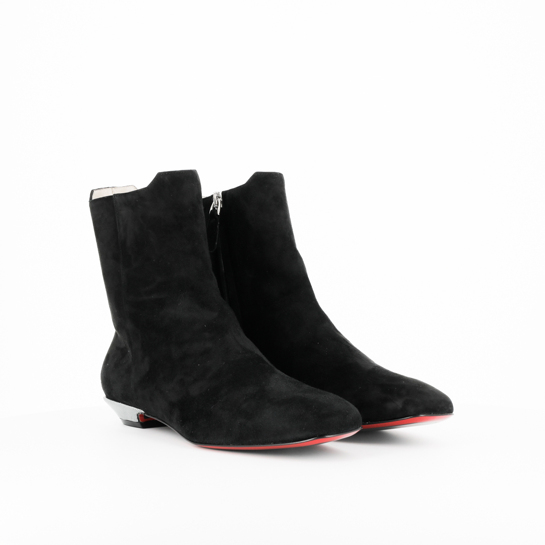 Lily Flat Boots