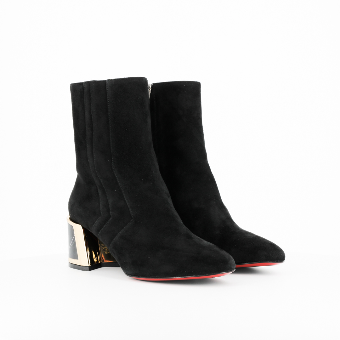 Chloe Mid Ankle Boots