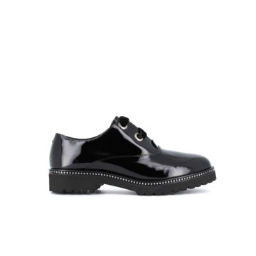 Easytrek Casual Patent Leather with brilliants
