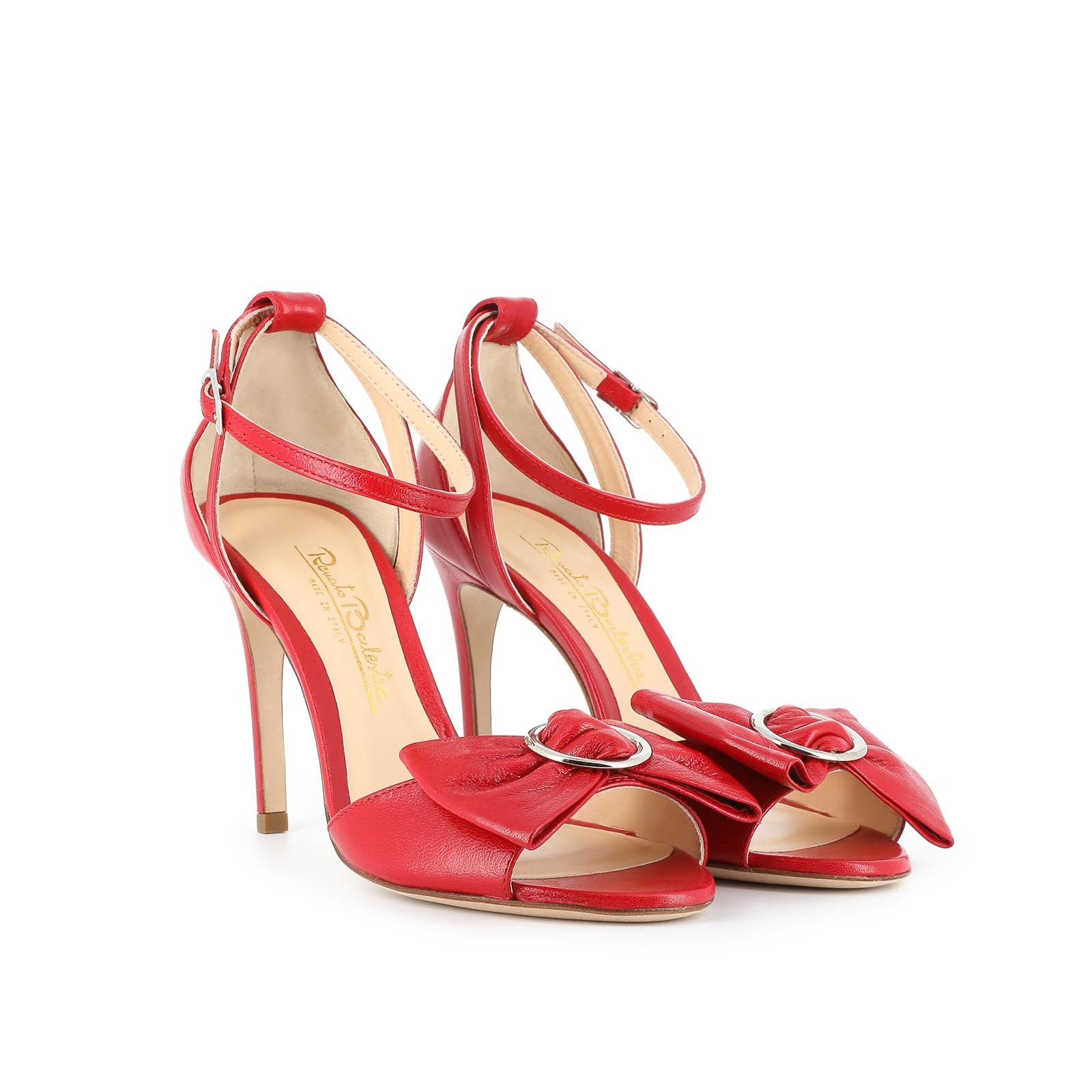 Red Marilyn Sandals