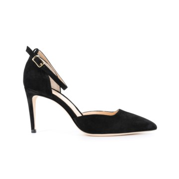 Waves High Heels with strap