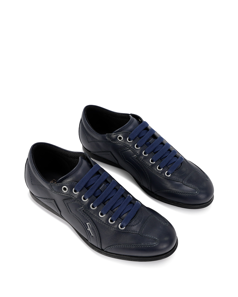 Leather Oxford Shoes 1