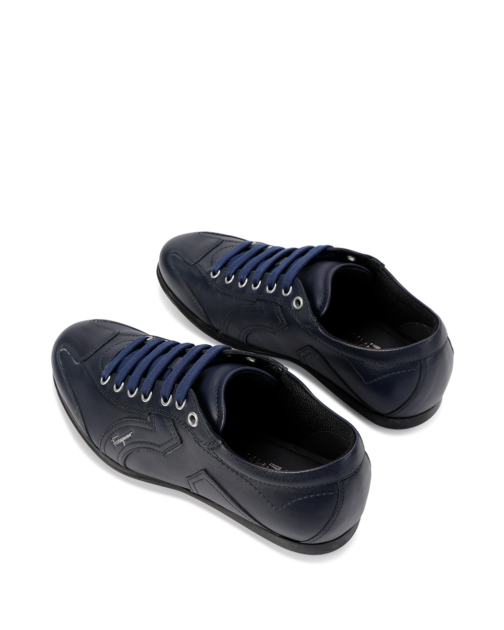 Leather Oxford Shoes 2
