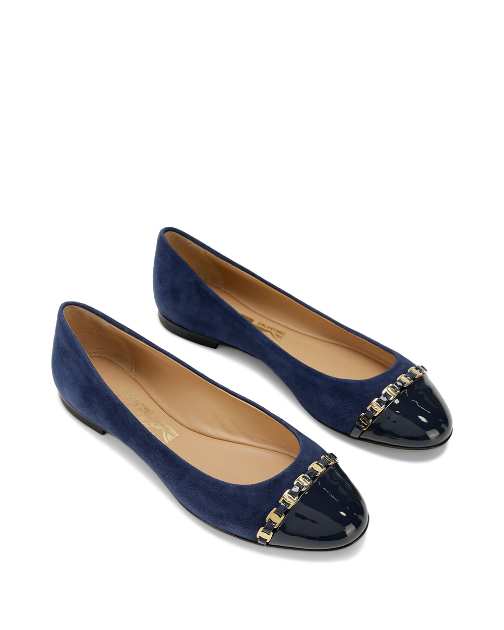 Suede Flat Shoes 1