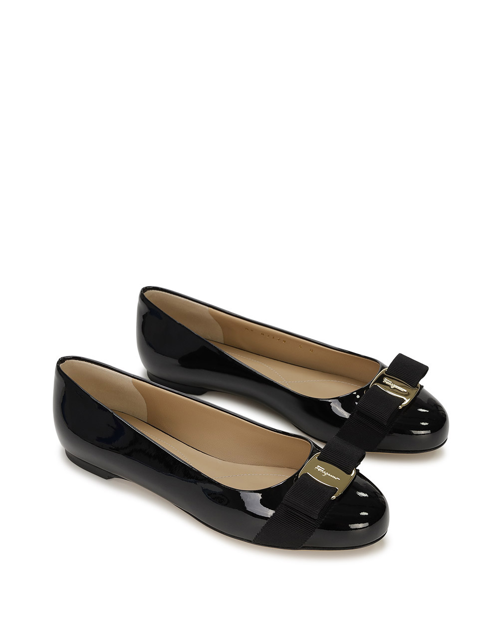 Leather Flat Shoes 1